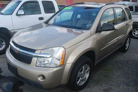 2008 Chevrolet Equinox for sale in Laurel, DE