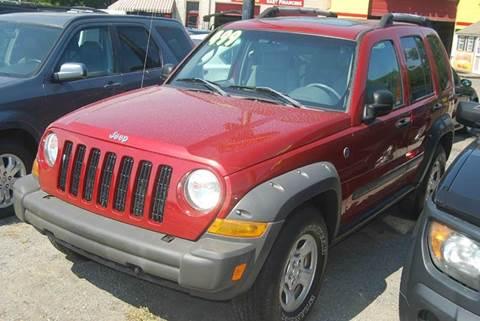 2006 Jeep Liberty for sale in Laurel, DE