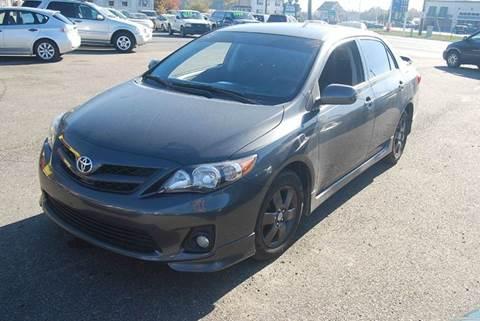 2011 Toyota Corolla for sale in Laurel, DE