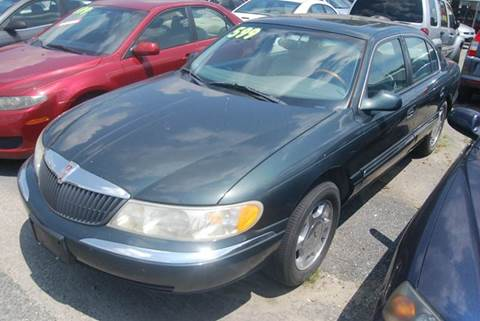 2002 Lincoln Continental for sale in Laurel, DE