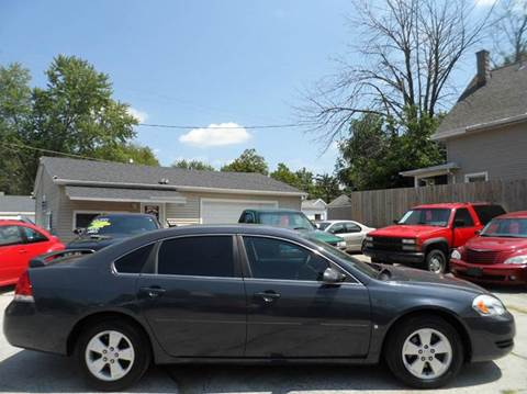 2008 Chevrolet Impala for sale in Bloomington, IL