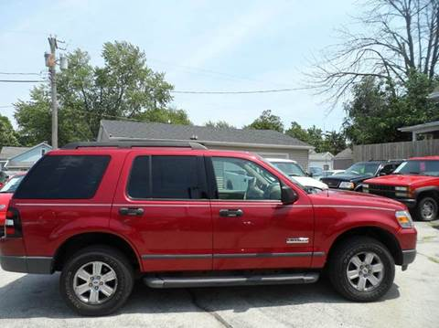 2006 Ford Explorer for sale in Bloomington, IL