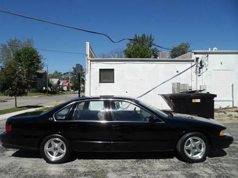 1996 Chevrolet Impala for sale in Bloomington, IL