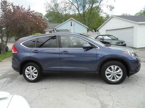 2012 Honda CR-V for sale in Bloomington, IL