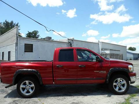 2006 Dodge Ram Pickup 1500 for sale in Bloomington, IL
