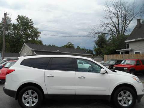 2012 Chevrolet Traverse for sale in Bloomington, IL