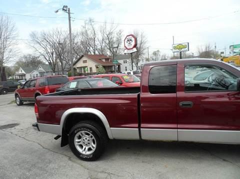 2003 Dodge Dakota for sale in Bloomington, IL