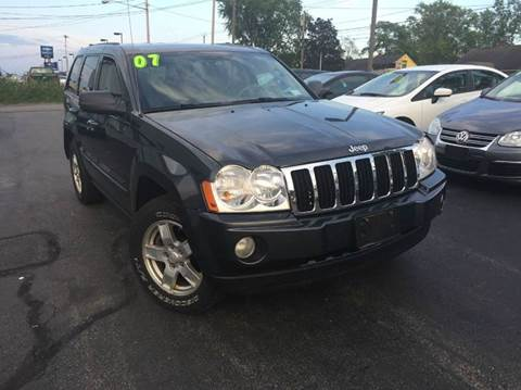2007 Jeep Grand Cherokee for sale in Webster, NY