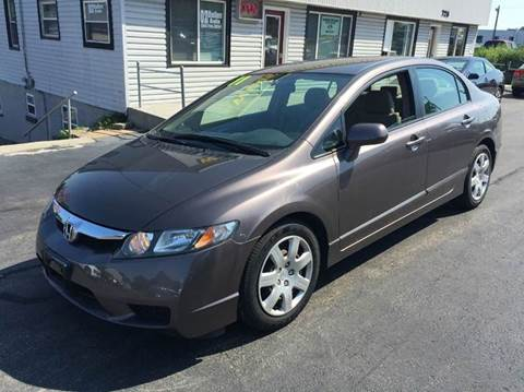 2011 Honda Civic for sale in Webster, NY