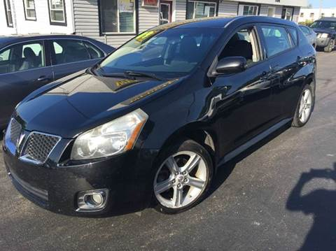 2009 Pontiac Vibe for sale in Webster, NY