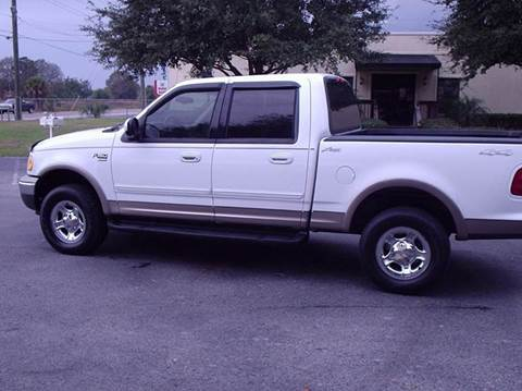 2002 Ford F-150 for sale in Plant City, FL