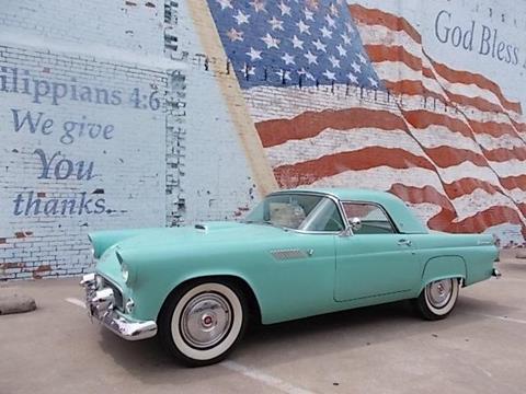 1955 Ford Thunderbird For Sale In Oklahoma Carsforsale