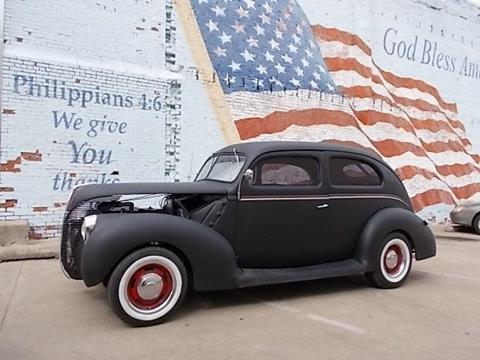 1939 Ford Deluxe for sale in Skiatook, OK