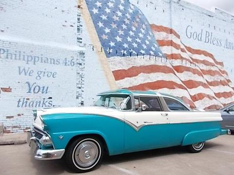1955 Ford Fairlane for sale in Skiatook, OK