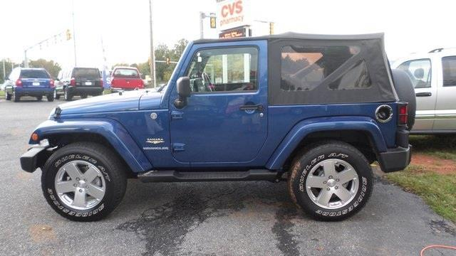 2010 Jeep Wrangler for sale in Lynchburg VA