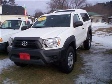 2012 Toyota Tacoma for sale in Saint Johnsbury, VT