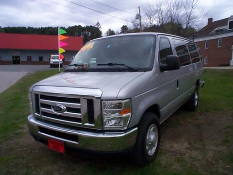 2009 Ford E-Series Wagon for sale in Saint Johnsbury, VT