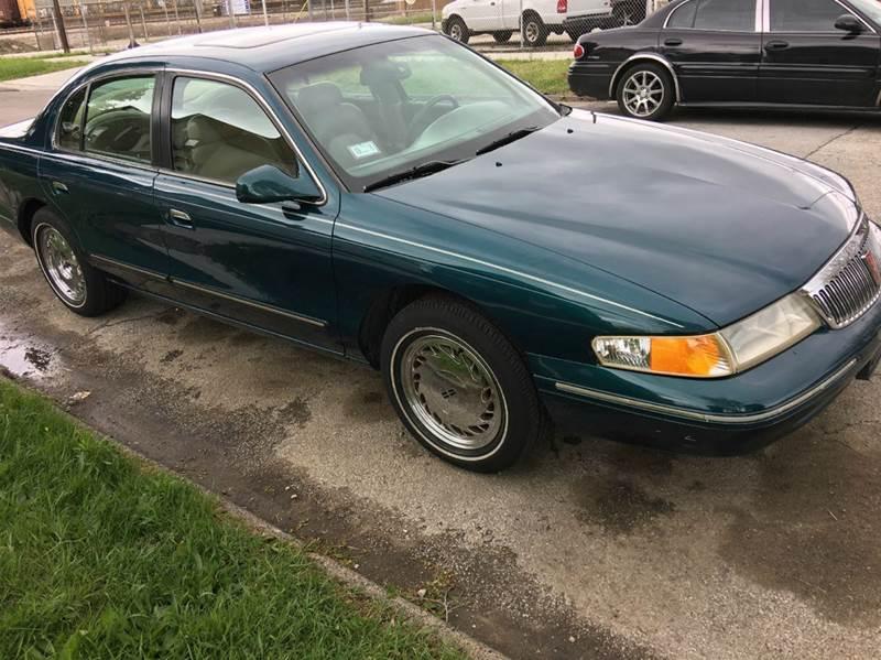 1997 Lincoln Continental Base 4dr Sedan - Chicago IL