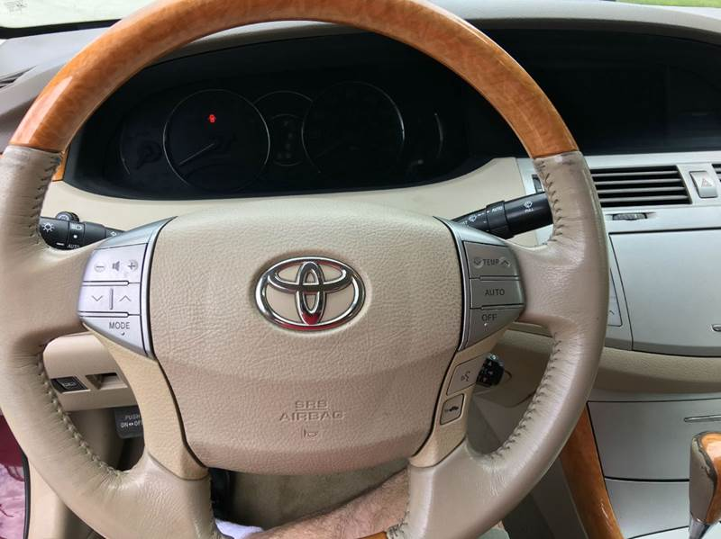 2007 Toyota Avalon Limited 4dr Sedan - Chicago IL