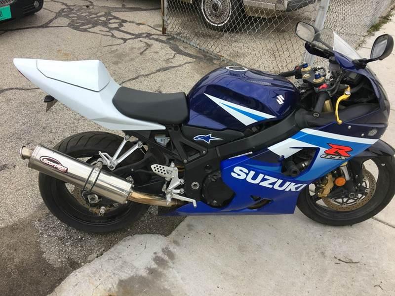 2005 Suzuki GSXR600  - Chicago IL
