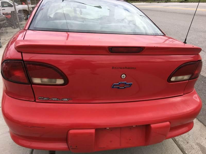 1999 Chevrolet Cavalier Base 2dr Coupe - Chicago IL