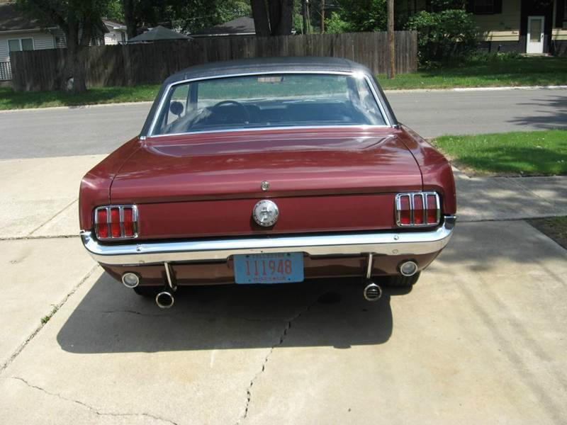 1966 Ford Mustang  - Chicago IL