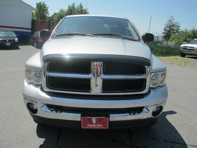 Brothers Auto Sales >> 2005 Dodge Ram Pickup 2500 SLT 4dr Quad Cab 4WD SB In ...