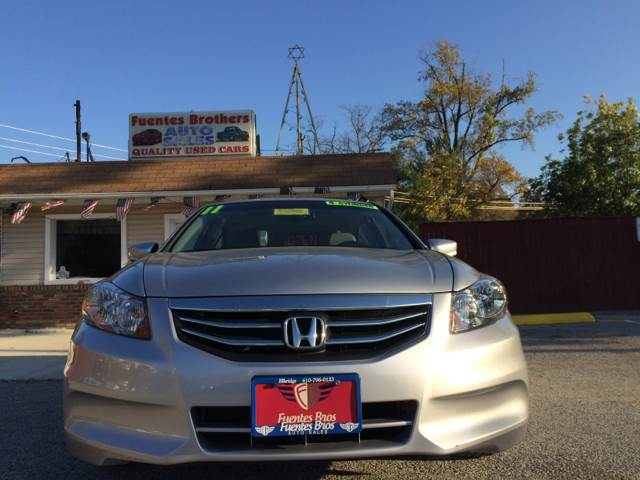 2011 Honda Accord for sale in Jessup  MD