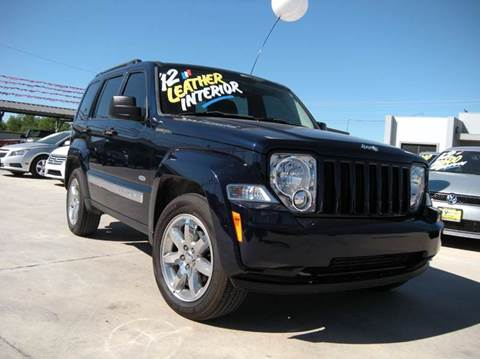 2012 Jeep Liberty for sale in Hidalgo, TX