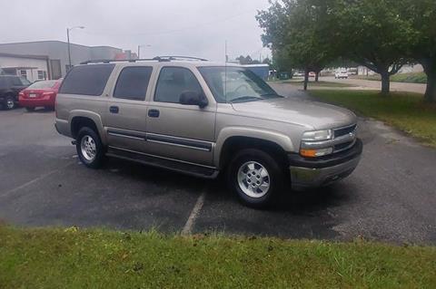 2002 Chevrolet Suburban for sale in Suffolk, VA
