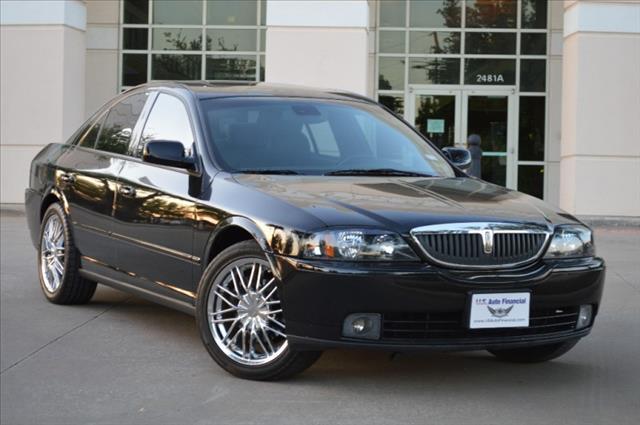 2004 Lincoln LS for sale in DALLAS TX