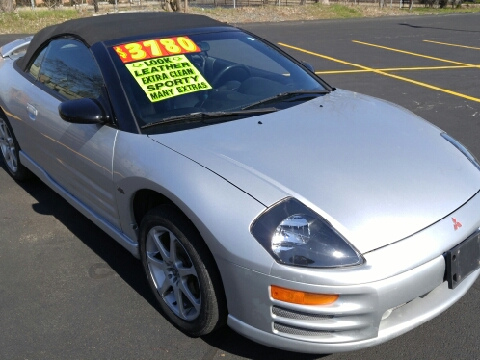 2001 Mitsubishi Eclipse Spyder for sale in Dorchester, MA