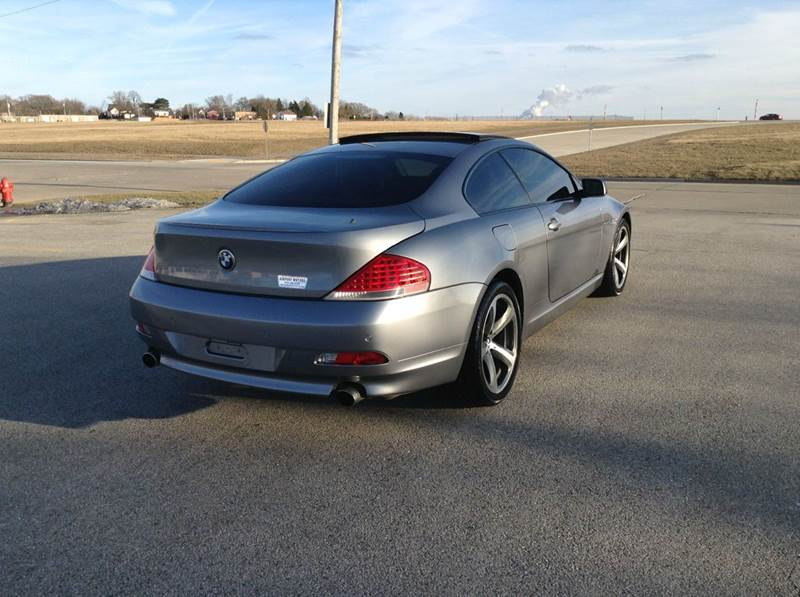 Bmw Series Ci Dr Coupe In Saint Francis WI Airport Motors - Bmw 645 2005