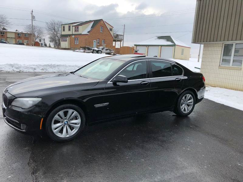 2012 Bmw 7 Series 740i 4dr Sedan In Saint Francis WI