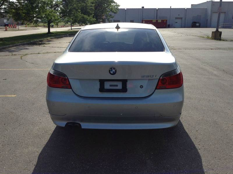 2007 bmw 5 series 530i 4dr sedan in saint francis wi - airport motors