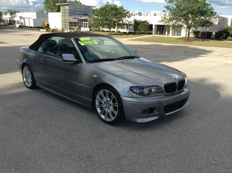 2006 Bmw 3 Series 330Ci 2dr Convertible In Saint Francis WI