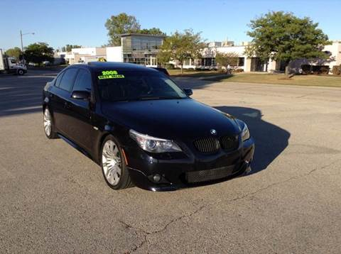 2008 BMW 5 Series for sale in Saint Francis, WI