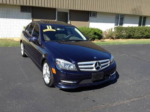 2011 Mercedes-Benz C-Class for sale in Saint Francis, WI