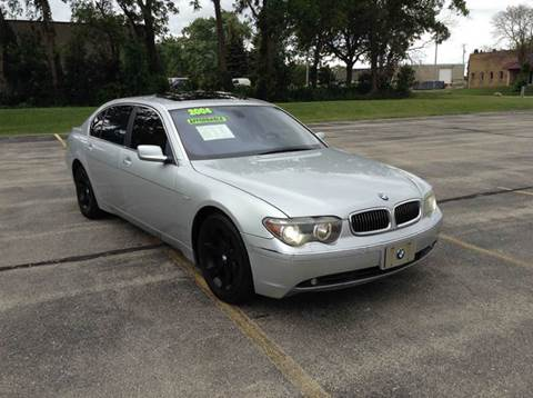 2004 BMW 7 Series for sale in Saint Francis, WI