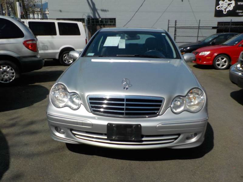 2007 mercedes benz c class c280 luxury 4dr sedan in for Mercedes benz 2007 c280