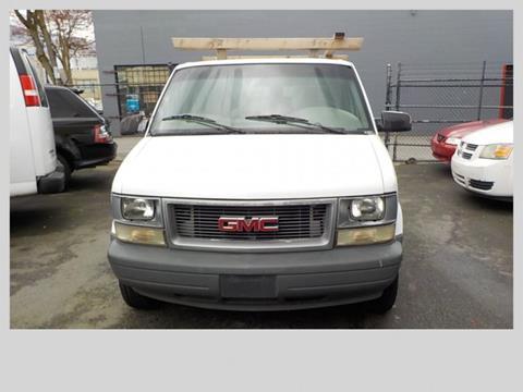 2002 GMC Safari Cargo for sale in Vancouver, BC