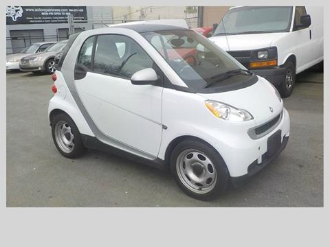 2012 Smart fortwo for sale in Vancouver, BC