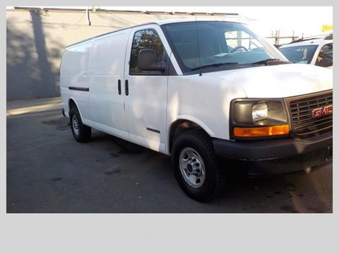 2006 GMC Savana Cargo for sale in Vancouver, BC