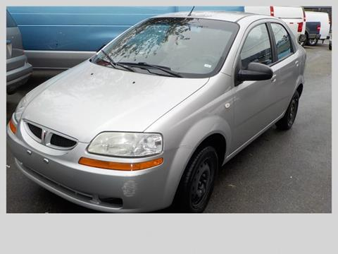 2006 Pontiac Wave for sale in Vancouver, BC