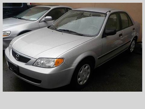 2002 Mazda Protege for sale in Vancouver, BC