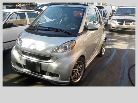 2009 Smart fortwo for sale in Vancouver, BC
