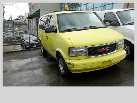 2001 GMC Safari for sale in Vancouver, BC