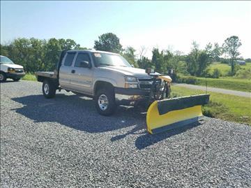 2006 Chevrolet Silverado 2500HD for sale in Martinsburg, WV