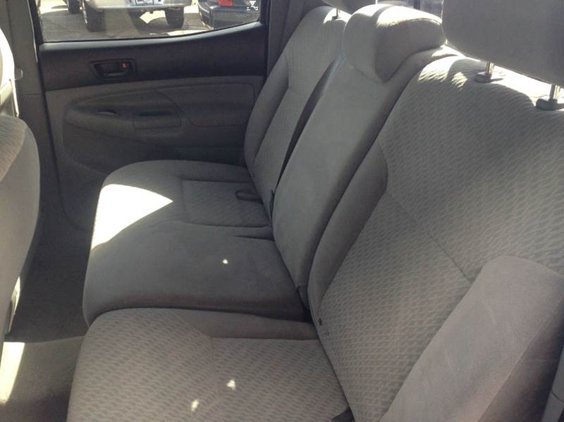2010 Toyota Tacoma 4x4 V6 4dr Double Cab 5.0 ft SB 5A - Sandy UT