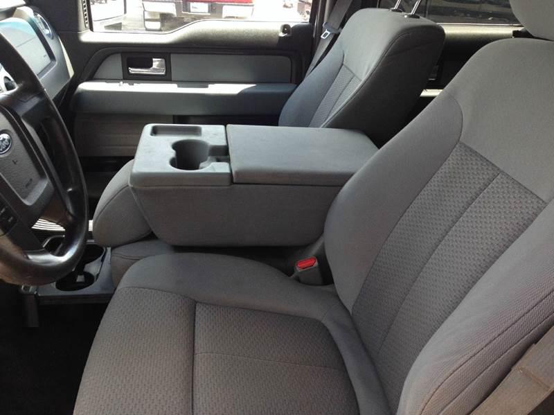 2012 Ford F-150 4x4 XLT 4dr SuperCrew Styleside 6.5 ft. SB - Sandy UT